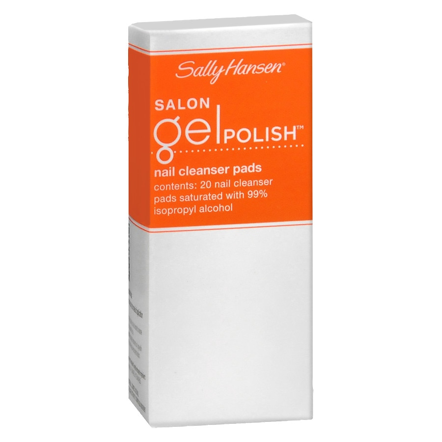 Sally Hansen Salon Gel Polish Nail Cleanser Pads