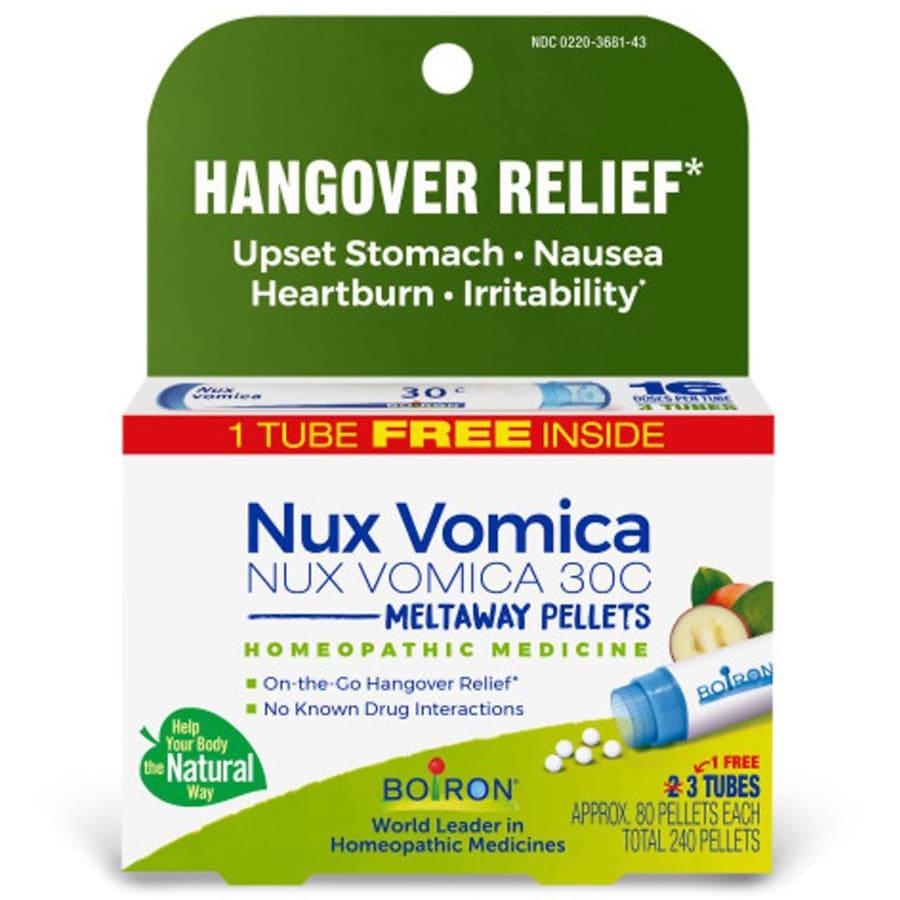 Is nux vomica safe