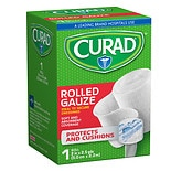 Curad Pro-Sorb Rolled Gauze Sterile Roll 2 in x 2.5 yds (50 mm x 2.2 m) White