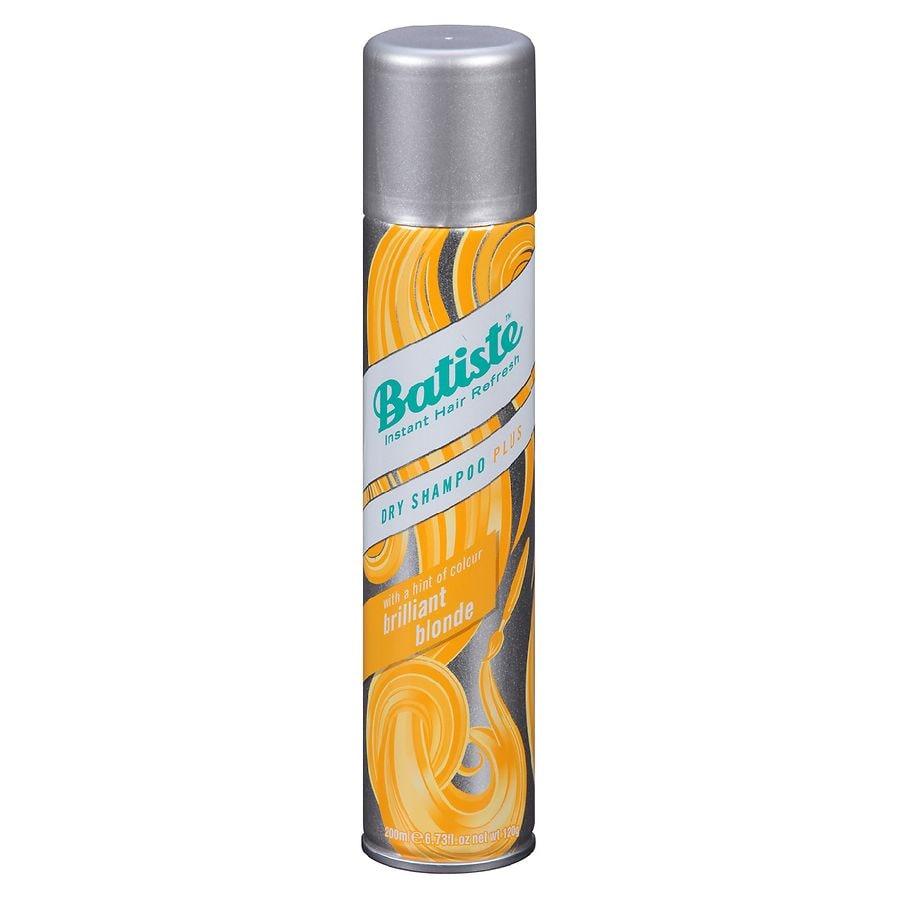 Batiste Dry Shampoo Brilliant Blonde | Walgreens