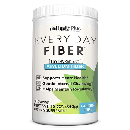 Health Plus Colon Cleanse Every Day Fiber - 12 oz.