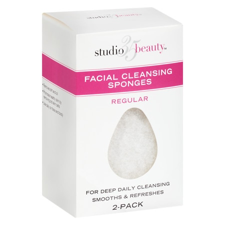 Studio 35 Facial Cleansing Sponges