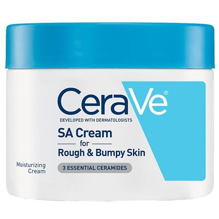 SA Moisturizing Body Cream for Rough and Bumpy Skin Fragrance Free - 12 fl oz
