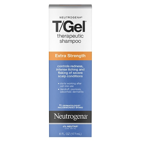 Neutrogena Extra Strength Therapeutic Dandruff Shampoo - 6 fl oz