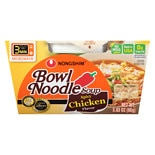 Nongshim Noodle Bowl Spicy Chicken