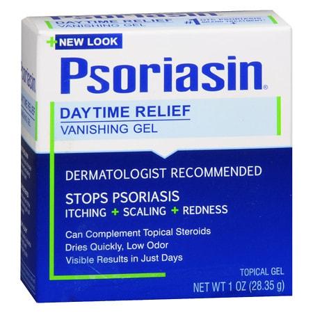 Psoriasin Multi-Symptom Psoriasis Relief Gel - 1 oz.