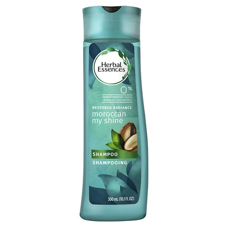 Herbal Essences Moroccan My Shine Nourishing Shampoo Argan Nut
