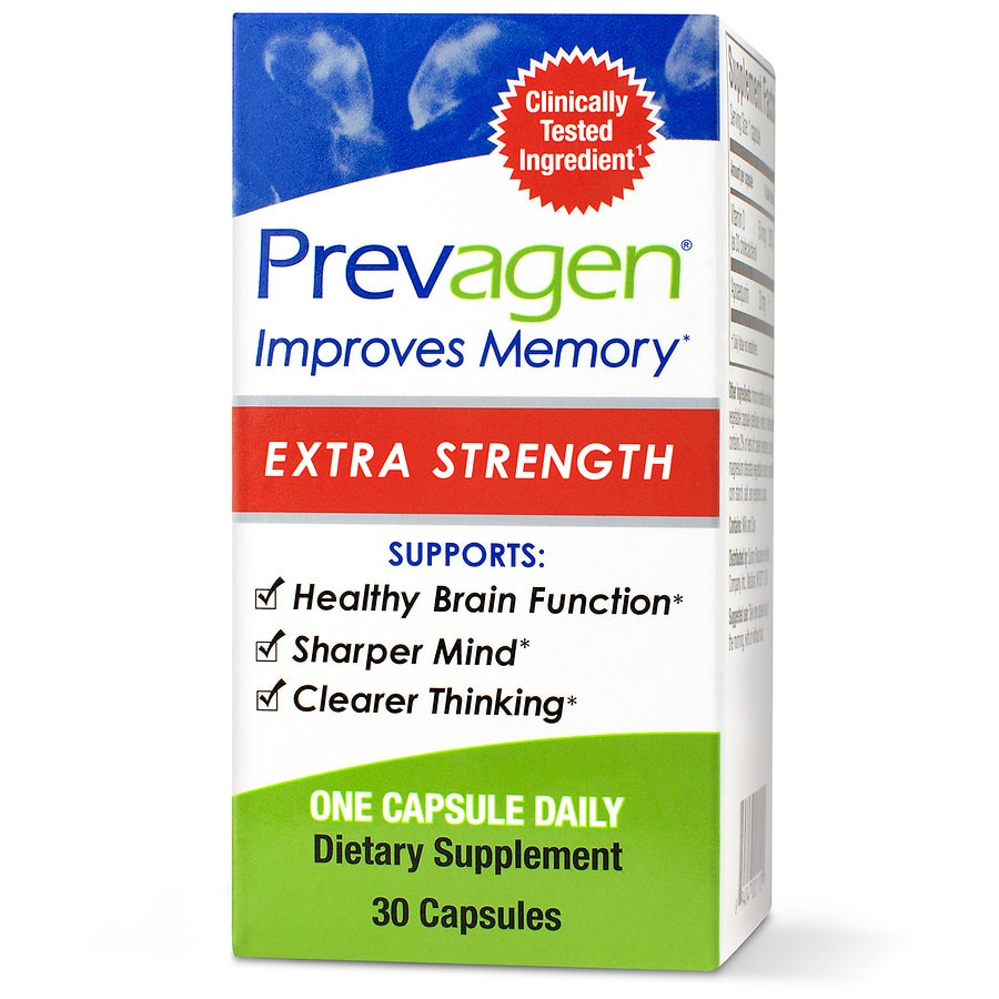 Brain & Memory Support Supplements | Walgreens