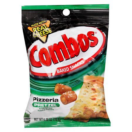 Combos Baked Snacks Pizzeria Pretzel - 6.3 oz.