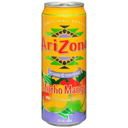 Arizona Juice Mango - 23 oz.