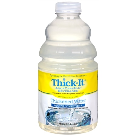 Thick-It AquaCareH20 Thickened Water - 46 fl oz