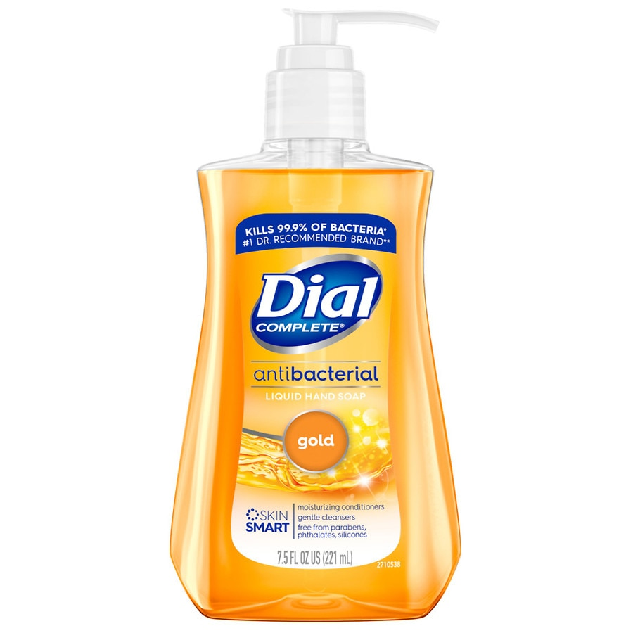Dial foaming hand soap refill coupon