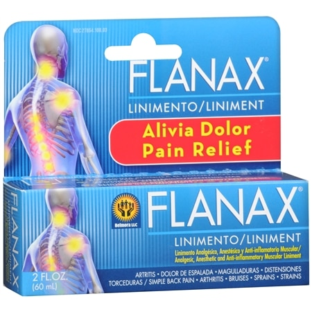 Flanax Pain Relief Liniment - 2.3 oz.
