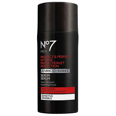 No7 Men Protect & Perfect Intense ADVANCED Serum - 1 fl oz