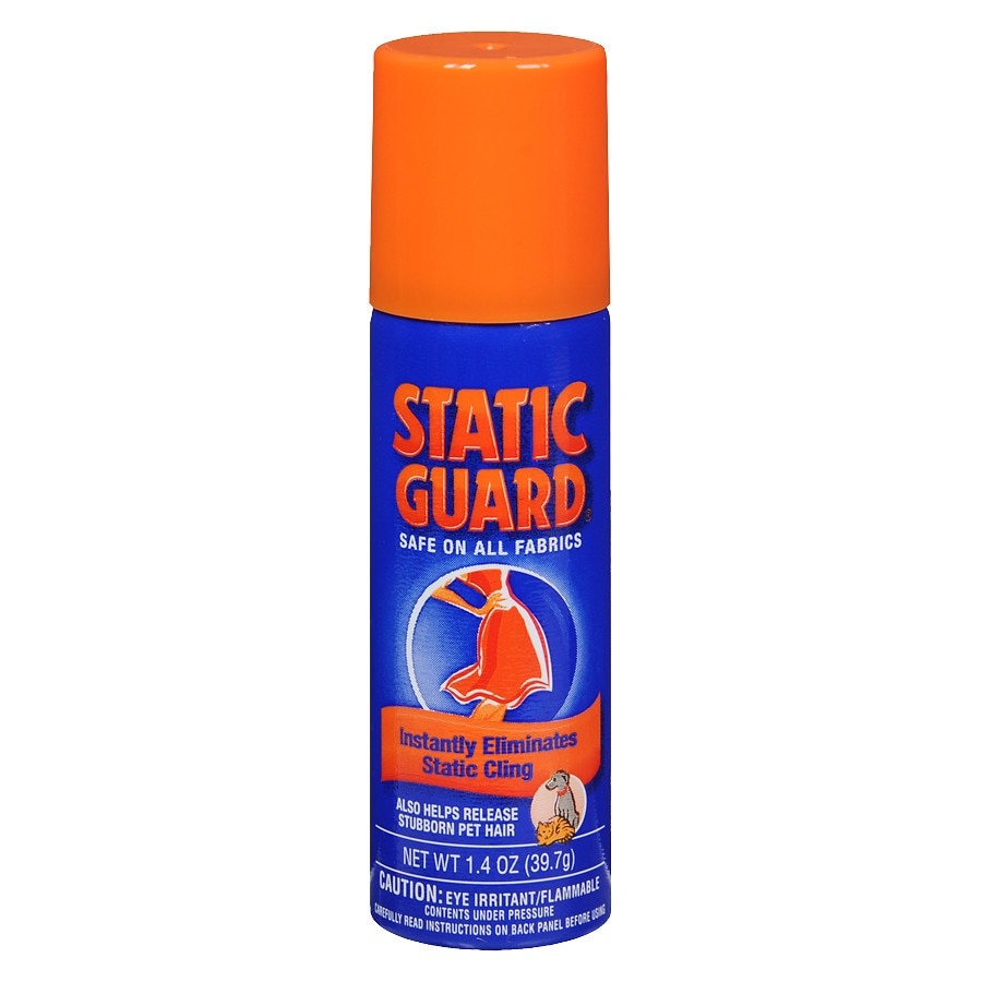 static guard static cling spray walgreens