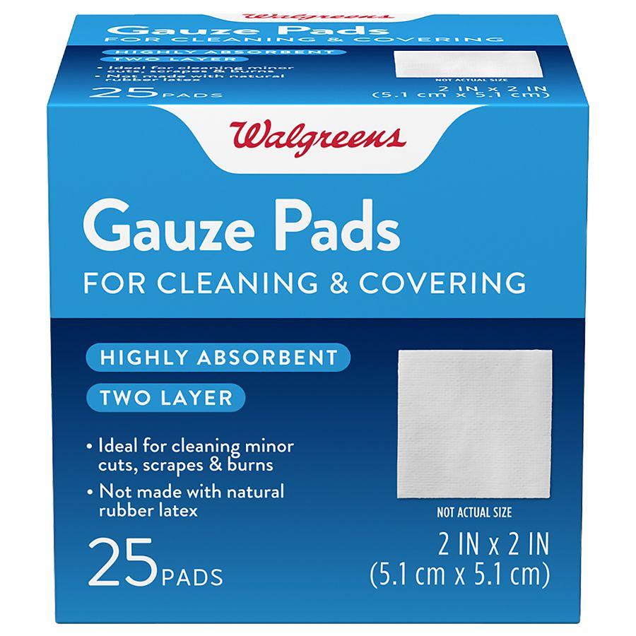 walgreens gauze pads walgreens