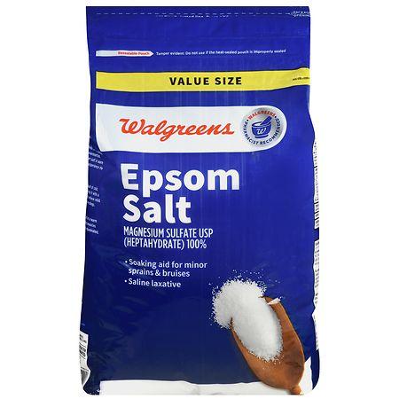 Walgreens Epsom Salt - 6 lb