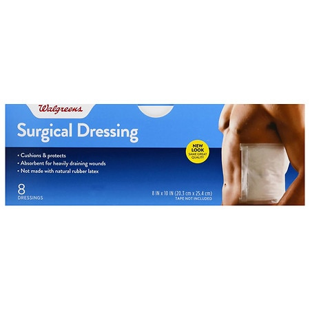 Walgreens Surgical Dressings - 8 ea