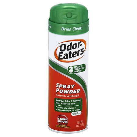 Image of Odor-Eaters Spray Powder - 4 oz.