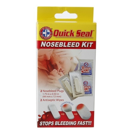 Be Smart Get Prepared Quick Seal Nosebleed Kit - 1 kit