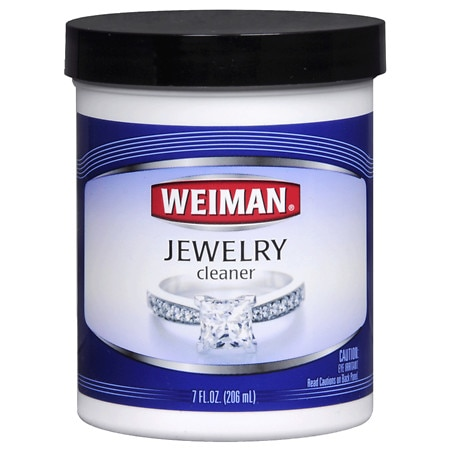 Weiman Jewelry Cleaner - 7 fl oz