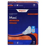 Walgreens Maxi with Flex-Wings Overnight