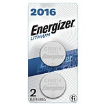 Energizer Watch/ Electronic Lithium Batteries 2016