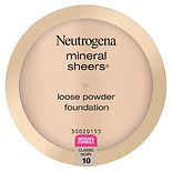 Neutrogena Mineral Sheers Loose Powder Foundation Classic Ivory