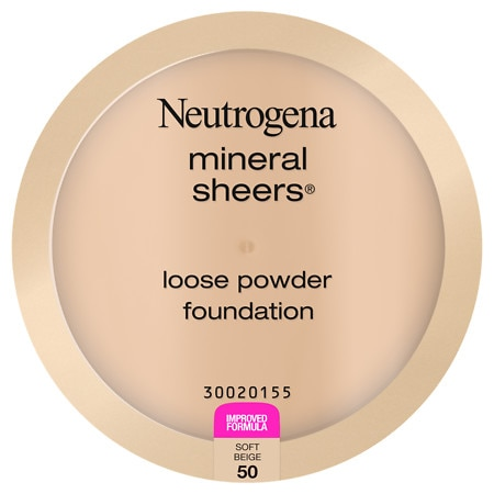 Neutrogena Mineral Sheers Loose Powder Foundation - 0.19 oz.