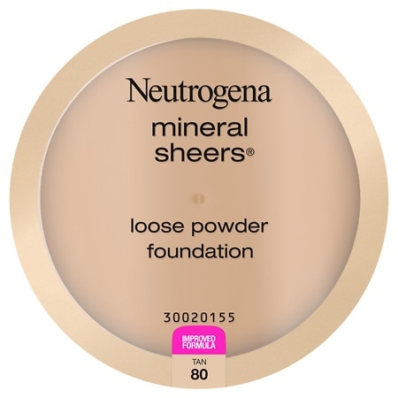 Neutrogena Mineral Sheers Loose Powder Foundation - 0.19 oz.