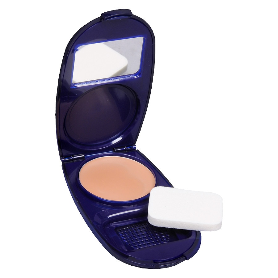 CoverGirl Aqua Smooth AquaSmooth Compact Solid Foundation SPF 15 ...