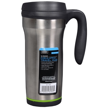 Living Solutions Travel Mug - 16 oz.