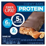 Fiber One Protein Chewy Bars Caramel Nut