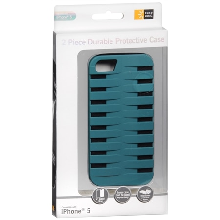 Case Logic 2 Piece Durable Protective iPhone 5 Case - 1 ea
