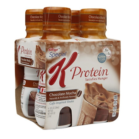 Special K Protein Shakes Chocolate Mocha - 4 ea x 4 pack