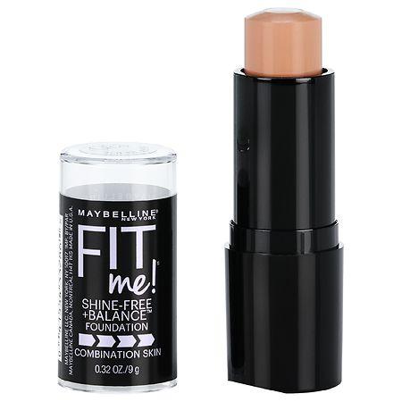Maybelline Fit Me Shine-Free + Balance Stick Foundation - 0.32 fl oz