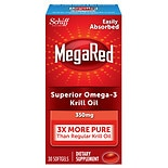 Schiff MegaRed Omega-3 Krill Oil 300 mg, Softgels