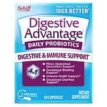 Schiff Digestive Advantage Daily Probiotic, Capsules