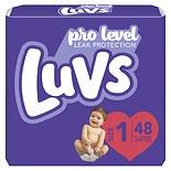 Luvs Ultra Leakguards Diapers Size 1