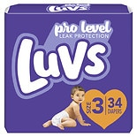 Luvs Ultra Leakguards Diapers Size 3