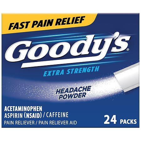 Goody's Headache Powders - 24 ea