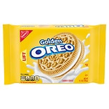 Oreo Creme Sandwich Cookies Golden