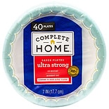 Nice! Ultra Strong Paper Plates 7 in