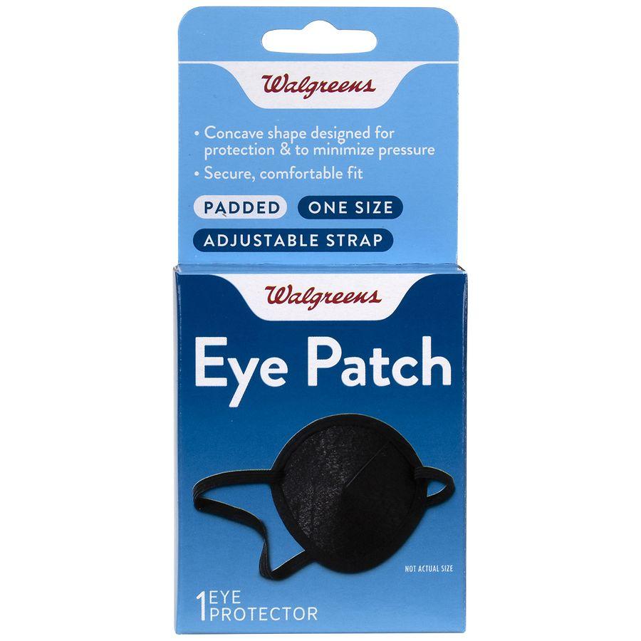 74778fd40623 Walgreens Concave Eye Protector1.0 ea