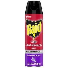 Raid Ant & Roach Killer Aerosol Lavender