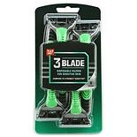 Walgreens Men's Triple Blade Disposable Razors