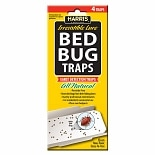 Harris Bed Bug Traps with Lure Large