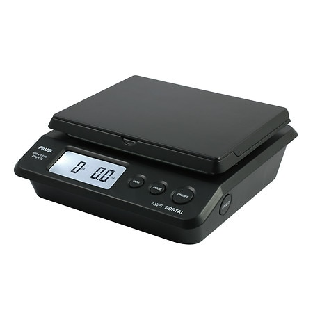 American Weigh Postal Scale Backlit LCD Screen, AC Adapter PS-25 - 1 ea