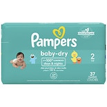 Pampers Baby Dry Diapers Size 2