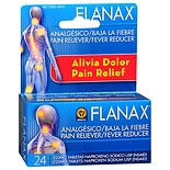 Flanax Pain Reliever Fever Reducer Tablets